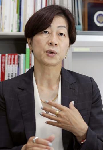 五輪開催「意義ない」と山口香氏 JOC理事、可否判断に憂慮 画像1