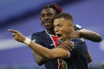 パリSGが2連覇 サッカー、フランス杯 画像1