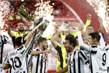 ユベントスが3季ぶり優勝 イタリア杯、アタランタ下す 画像1
