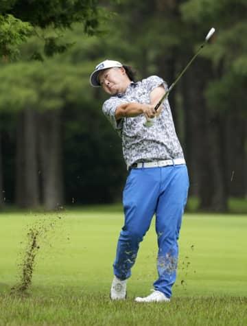 大槻智春とノリスが首位 プロアマゴルフ第1日 画像1
