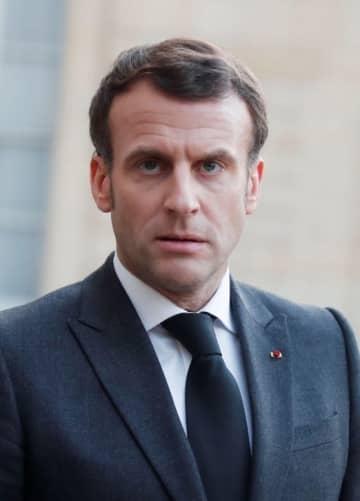 フランス大統領、五輪開会式出席 東京訪問へ、次期開催国 画像1