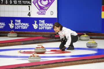 日本は1次リーグ3勝6敗 カーリング混合世界選手権 画像1