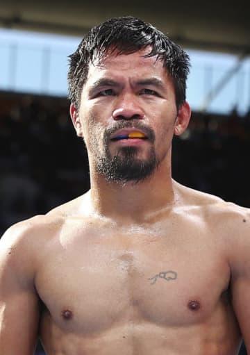 パッキャオ、8月に復帰戦 42歳、ボクシング6階級制覇 画像1