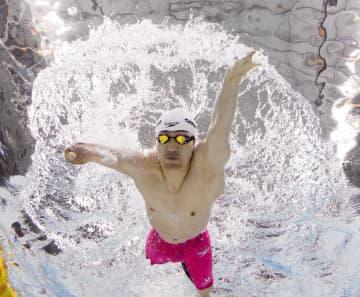 パラ競泳、鈴木が派遣基準切る 新たな内定選手は出ず 画像1