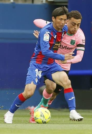 岡崎のウエスカが降格 スペイン1部リーグ 画像1