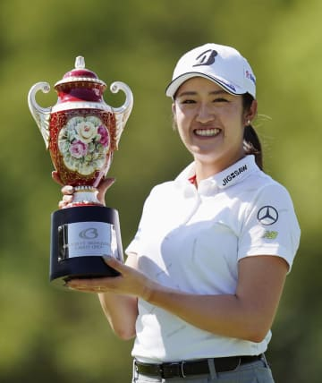 稲見萌寧が今年5勝目 中京女子ゴルフ最終日 画像1
