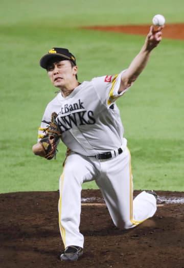 ソ7―2オ(23日) 和田が3勝目 画像1