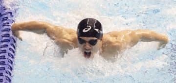 パラ競泳、木村が派遣基準切りV 石浦、窪田、荻原が新たに内定 画像1