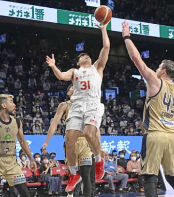 バスケ、千葉が琉球下し決勝へ Bリーグ準決勝 画像1