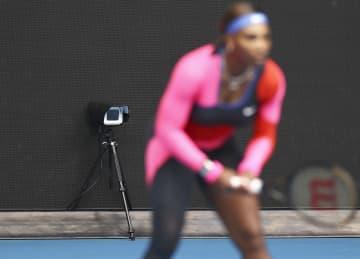 全米テニス、電子機器判定を導入 前哨戦など全試合、線審置かず 画像1