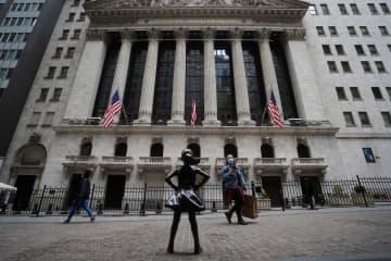 NY株小反発、10ドル高 景気回復の加速に期待 画像1
