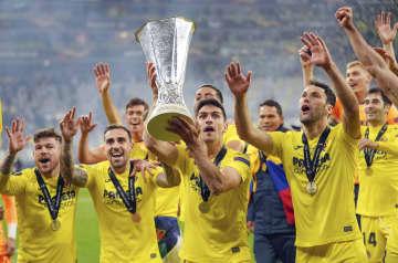 ビリャレアルが初優勝、欧州L サッカー、マンU退ける 画像1
