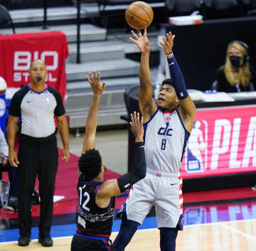 八村11得点、チームは2連敗 NBAプレーオフ1回戦 画像1
