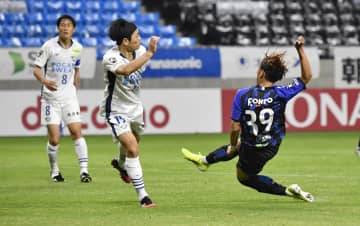 J1、G大阪が8試合ぶりに勝利 第16節最終日、徳島に2―1 画像1
