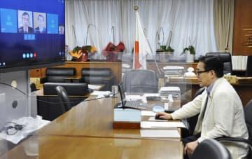 日本海資源の開発推進要望 経産省に沿岸12府県 画像1