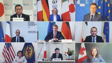 G7、ワクチン巡り協議 オンライン貿易相会合 画像1