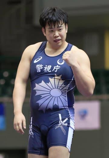 レスリング奈良、V5で世界代表 全日本選抜 画像1