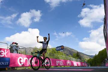 自転車、新城はステージ67位 ジロ・ディタリア第19ステージ 画像1