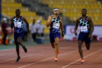 ノーマンが男子400mで優勝 今季世界最高の44秒27 画像1