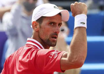 ジョコビッチが優勝 テニスのベオグラード・オープン 画像1