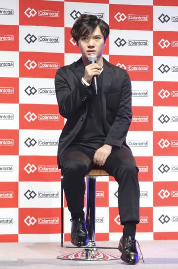 宇野昌磨「成長見せたい」 北京五輪への抱負語る 画像1