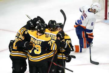 NHL、ブルーインズが先勝 カナディアンズは3勝3敗 画像1