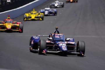 佐藤琢磨は14位、2連覇ならず 自動車インディ500 画像1