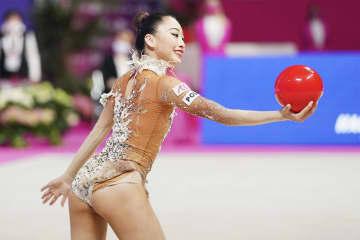 五輪の新体操個人、日本は2枠 96年アトランタ以来 画像1
