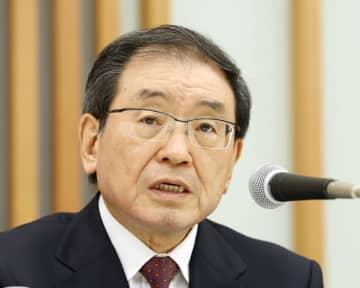 経団連会長に十倉氏選任 南場氏、初の女性副会長 画像1