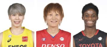 エース渡嘉敷は外れる バスケ東京五輪代表候補 画像1