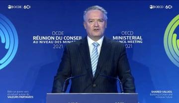OECD新事務総長に元豪金融相 コールマン氏が就任 画像1