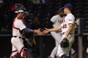 米国、決勝ラウンド進出 キューバ出場逃す、五輪野球予選 画像1