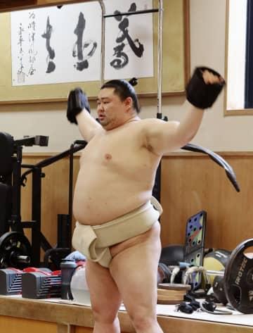 大関正代、名古屋へ体調管理が鍵 後援会も新設、巻き返し期す 画像1