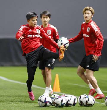 日本代表、五輪世代と試合 3日にジャマイカ戦代替で 画像1