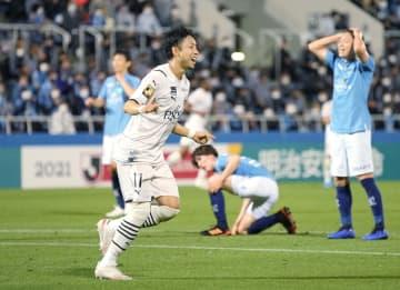 J1、川崎が快勝し無敗続く G大阪は湘南とドロー 画像1
