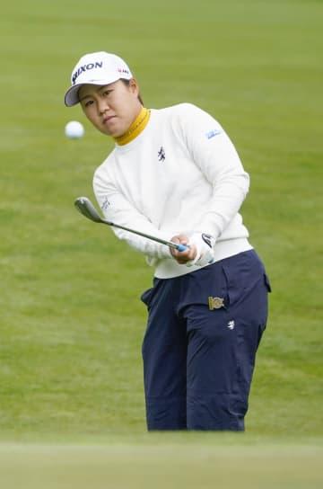 畑岡奈紗「今の調子なら上位」 3日夜から全米女子ゴルフ 画像1