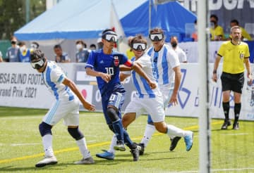 5人制サッカー、日本が初の決勝 国際大会ワールドグランプリ 画像1