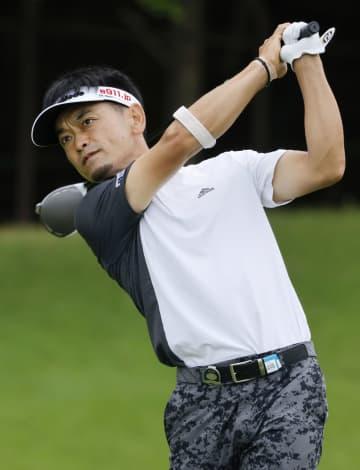 41歳の竹谷佳孝が65で首位 男子ゴルフ第1日 画像1