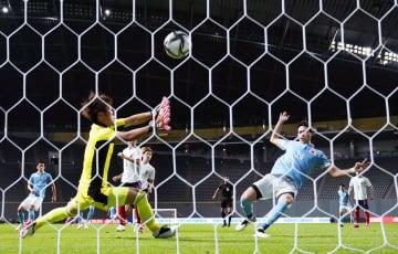 サッカー日本代表、貫禄の3―0 U―24代表は五輪へ課題 画像1