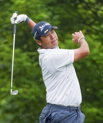 松山は73、60人終わらず 米男子ゴルフ第1日 画像1