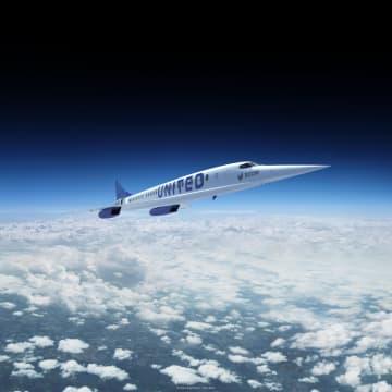 米ユナイテッドが超音速機運航へ 東京と米西海岸を6時間 画像1
