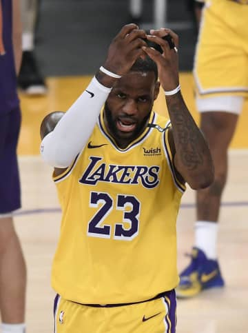 NBAジェームズ五輪辞退の意向 北京、ロンドンで金 画像1