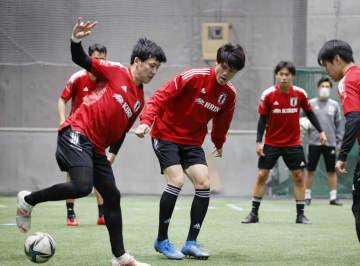U24日本代表、5日にガーナ戦 サッカー男子の東京五輪世代 画像1