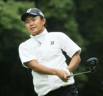 29歳の木下稜介が暫定首位 男子ゴルフ第2日 画像1