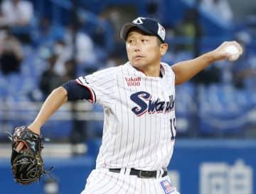 ヤ10―1西(4日) 石川が今季初勝利 画像1