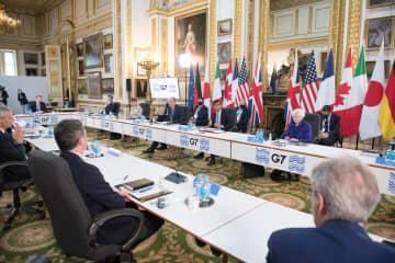 G7、コロナ脱却へ政策支援継続 財務相会合がロンドンで開幕 画像1