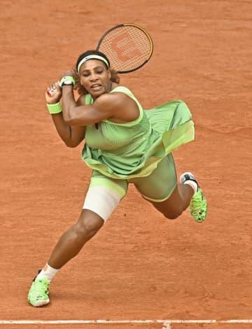 セリーナ・ウィリアムズが16強 全仏テニス第6日 画像1