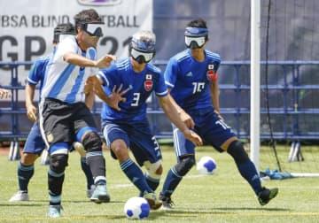 5人制サッカー、日本は準優勝 国際大会、アルゼンチンが3連覇 画像1