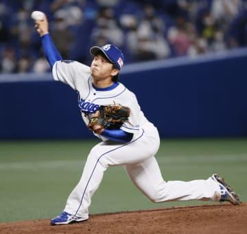 中6―3オ(5日) 山本が今季初勝利 画像1