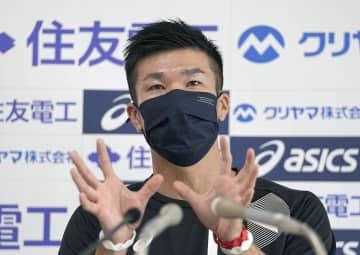 桐生「自己ベストを狙う」 寺田は五輪標準突破に挑戦 画像1